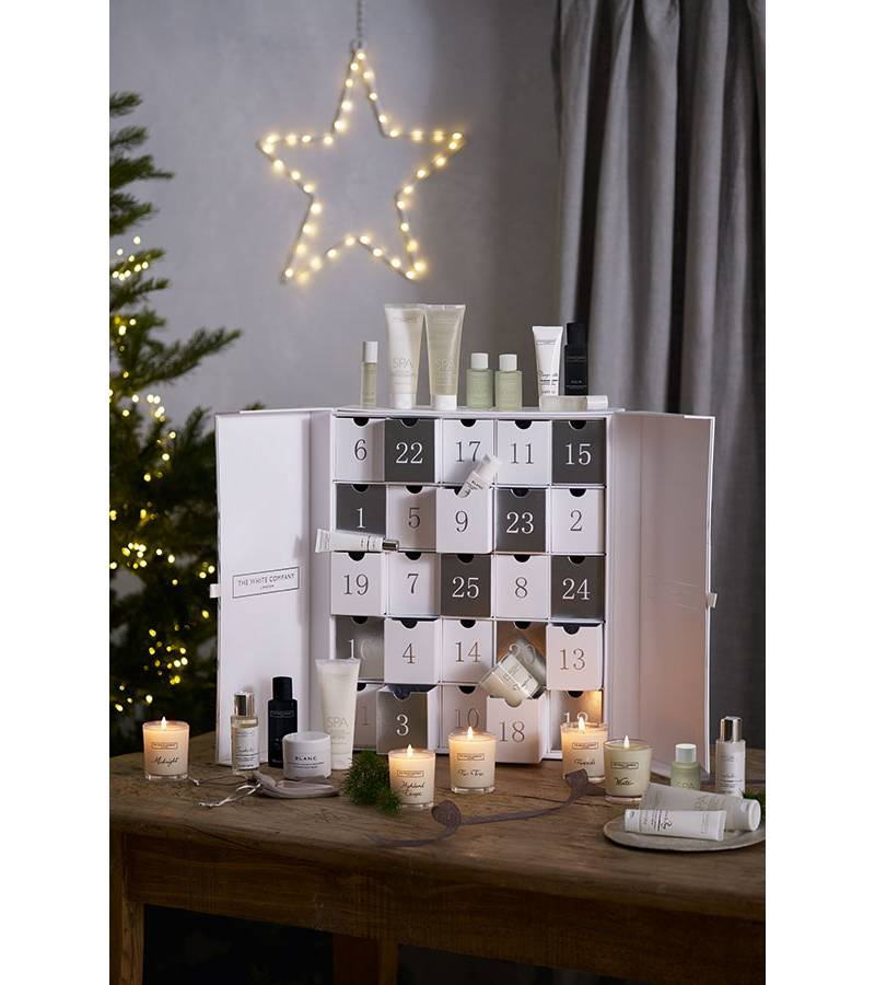 Calendario de Adviento The White Company 2020