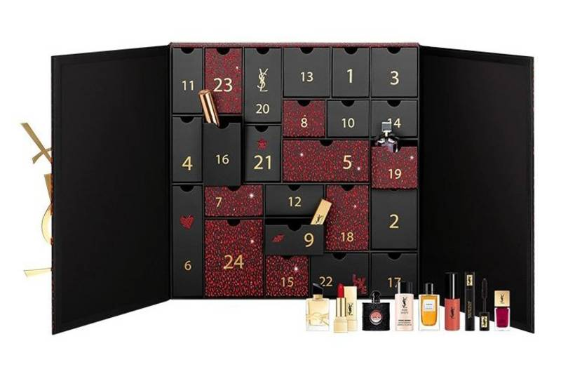 Calendario de Adviento Yves Saint Laurent 2020