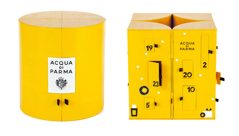 Calendario de Adviento de Acqua Di Parma 2019