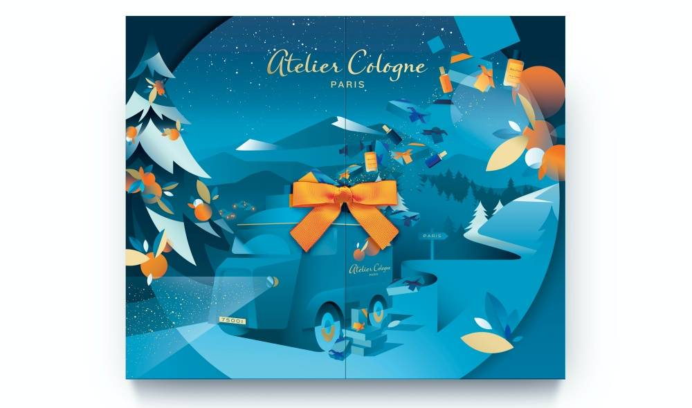 Calendario de Adviento Atelier Cologne 2020