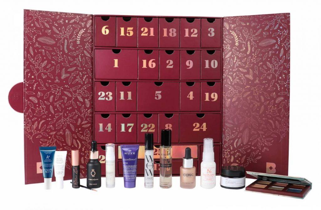Calendario de Adviento Birchbox 2020