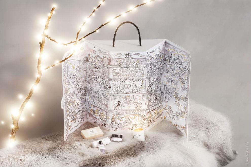 calendario de Adviento Dior 2019