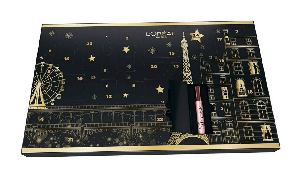 calendario de adviento loreal paris 2020