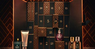 Calendario de Adviento Molton Brown 2019