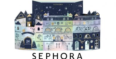Calendario de Adviento Sephora 2018