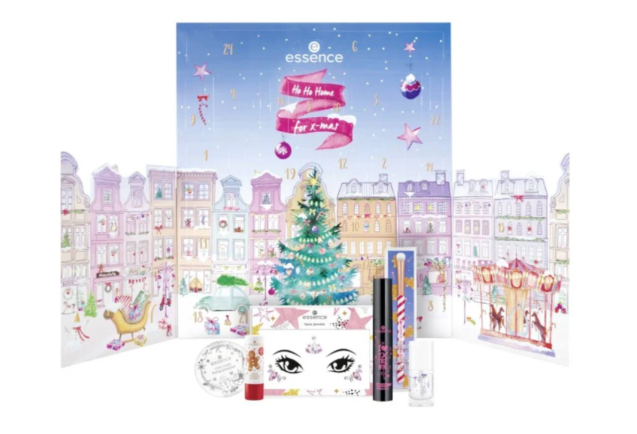 calendario essence 2020 ho ho home for xmas