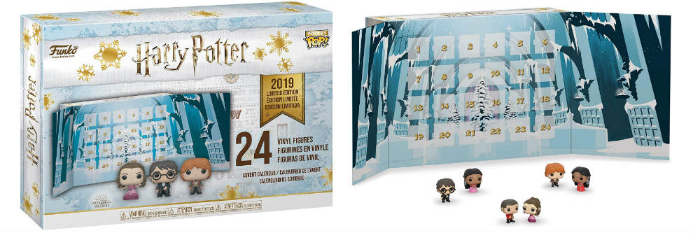 calendario funko pop harry potter 2019 adviento
