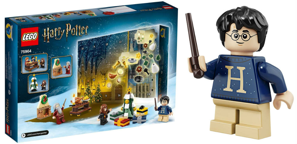 calendario lego harry potter 2019