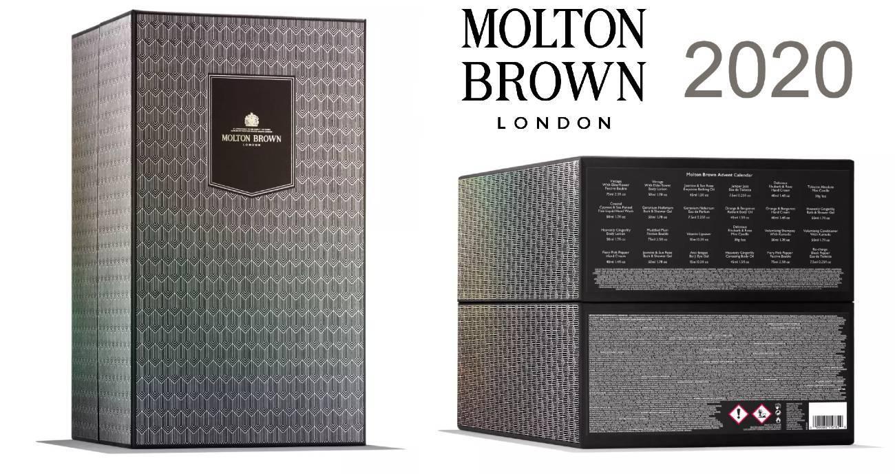 calendario Molton Brown 2020