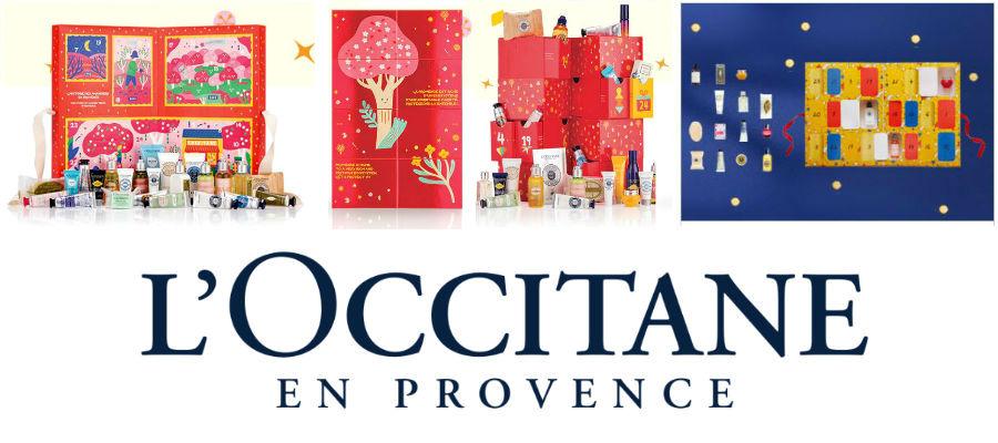 Calendarios de Adviento de Belleza L'Occitane 2019