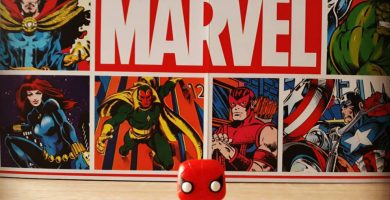 calendarios adviento marvel