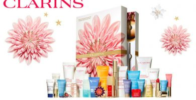 calendarios adviento clarins 2018