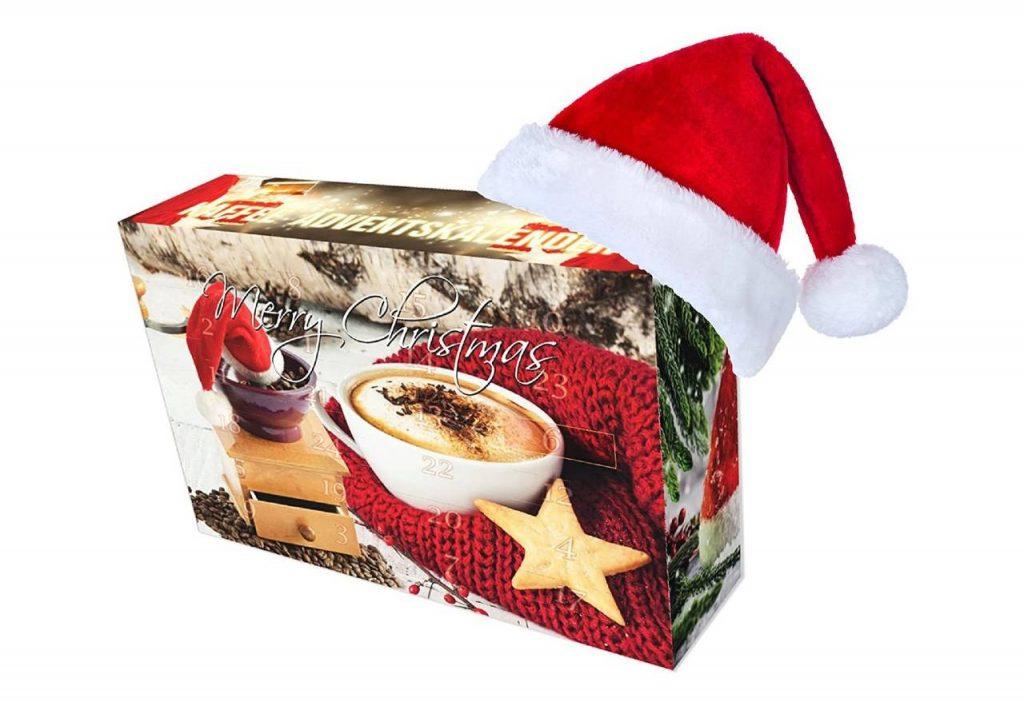Calendarios de Adviento de café