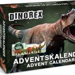 Calendarios de Adviento de dinosaurios