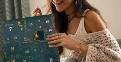 Calendarios de Adviento de joyas