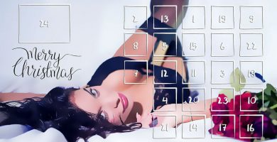 calendarios de adviento eróticos