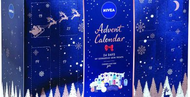 Calendarios de Adviento Nivea 2019