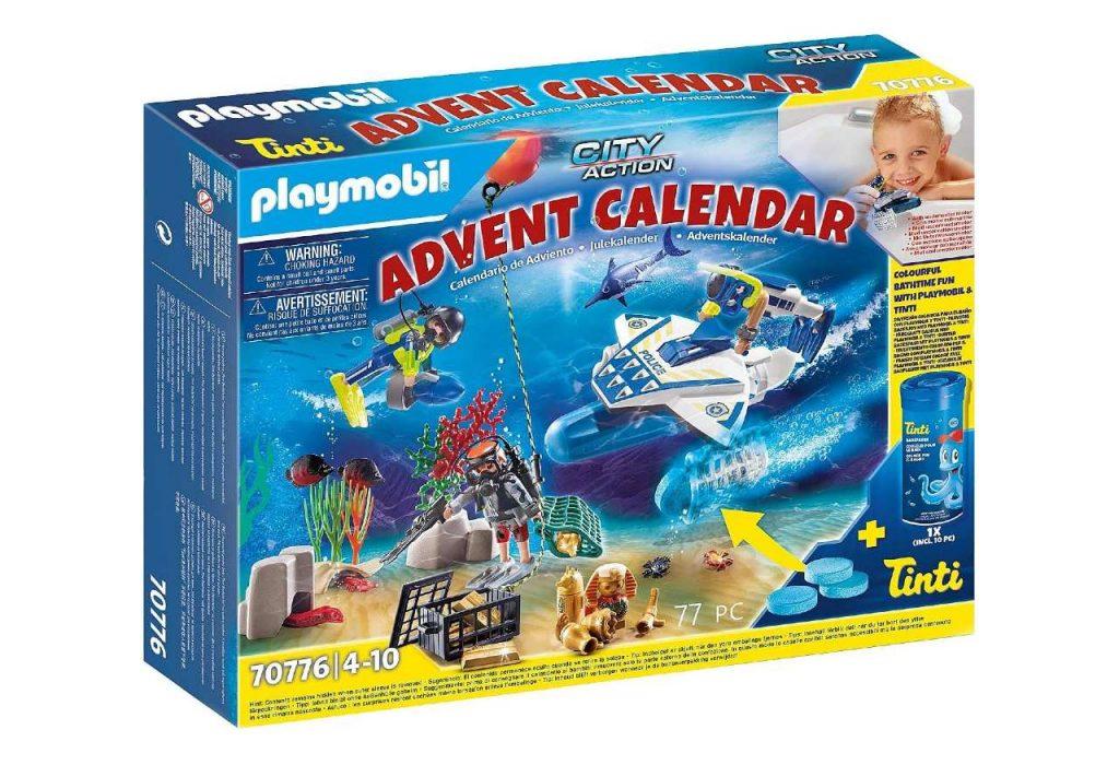 Calendarios de Adviento Playmobil 2021