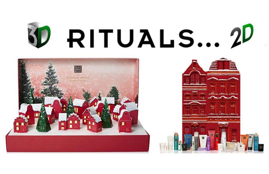 Calendarios de Adviento Rituals 2020