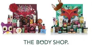 Calendarios The Body Shop 2018