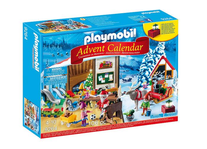 comprar online el calendario de Adviento Playmobil
