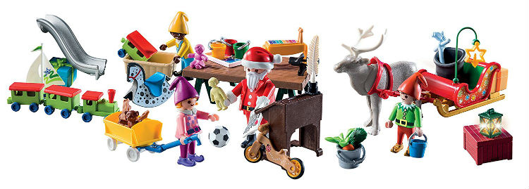 Calendario Playmobil comprar online