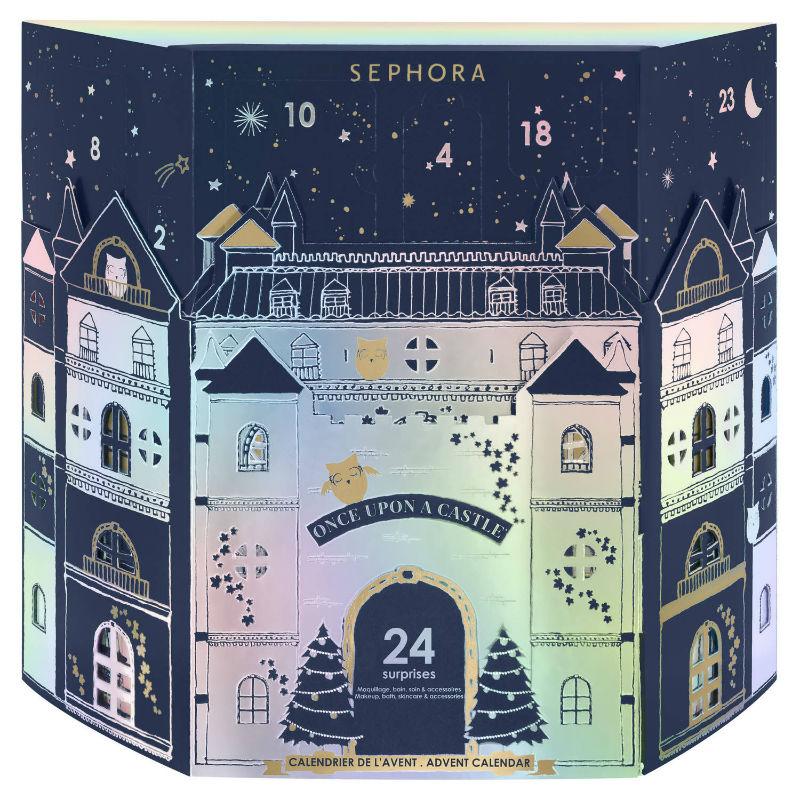 comprar online calendario de adviento sephora 2018