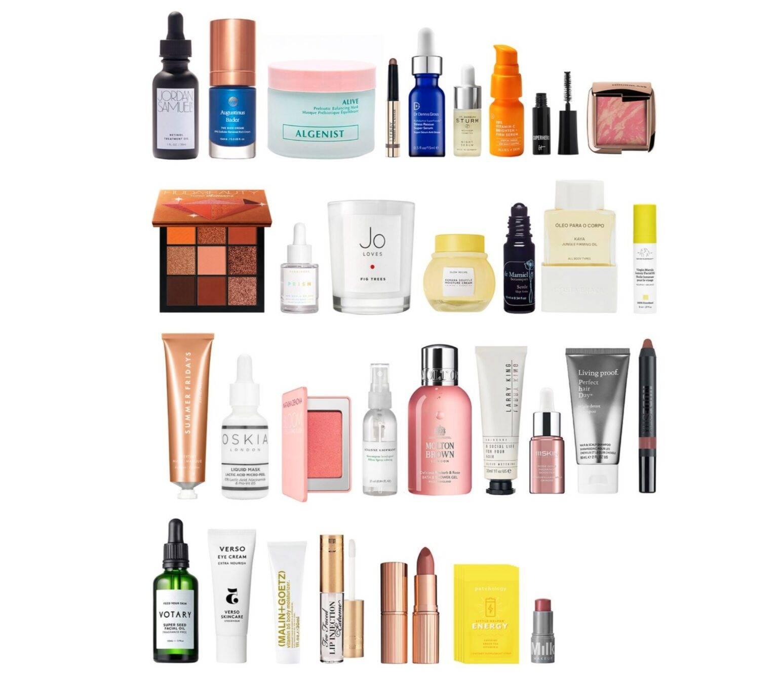 Cult Beauty productos calendario 2020