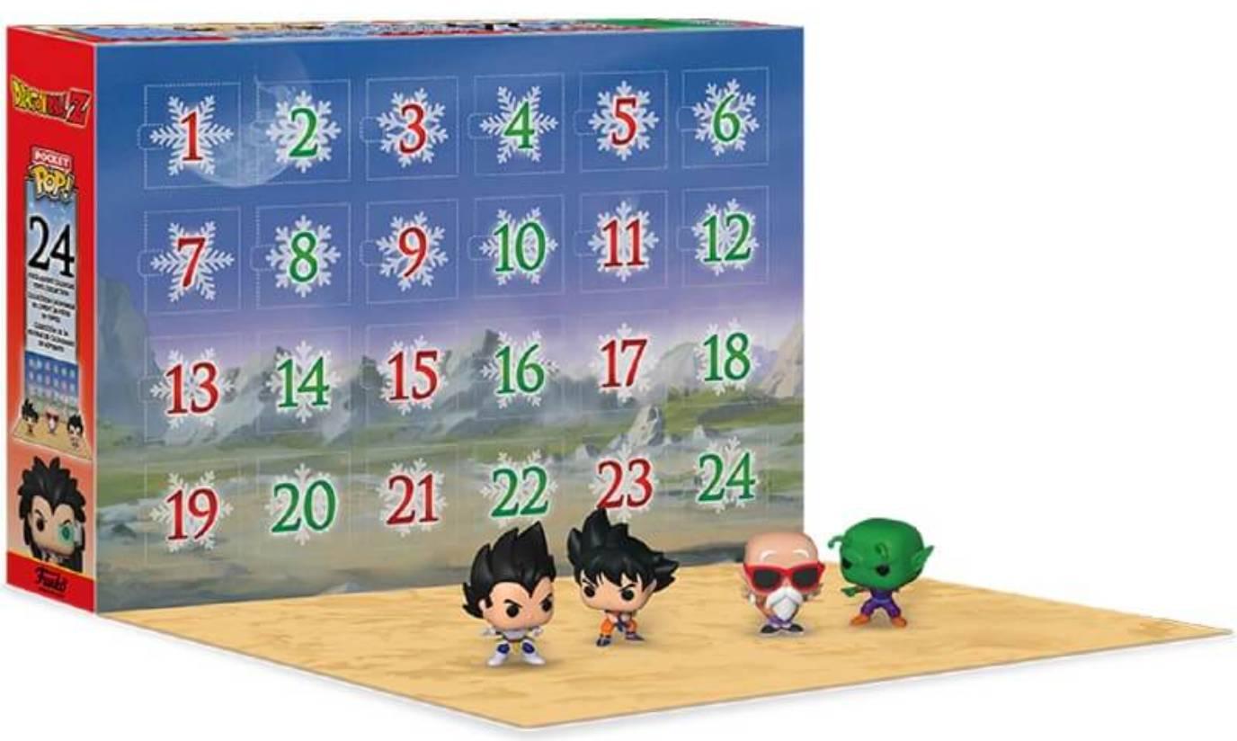 Calendario de Adviento de Dragon Ball