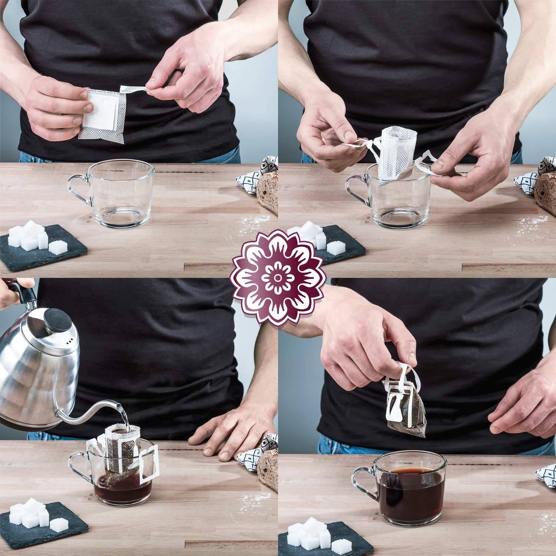 filtro bolsa cafe Corasol