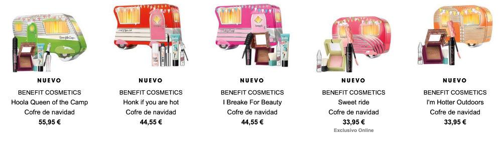 kit de maquillaje Benefit
