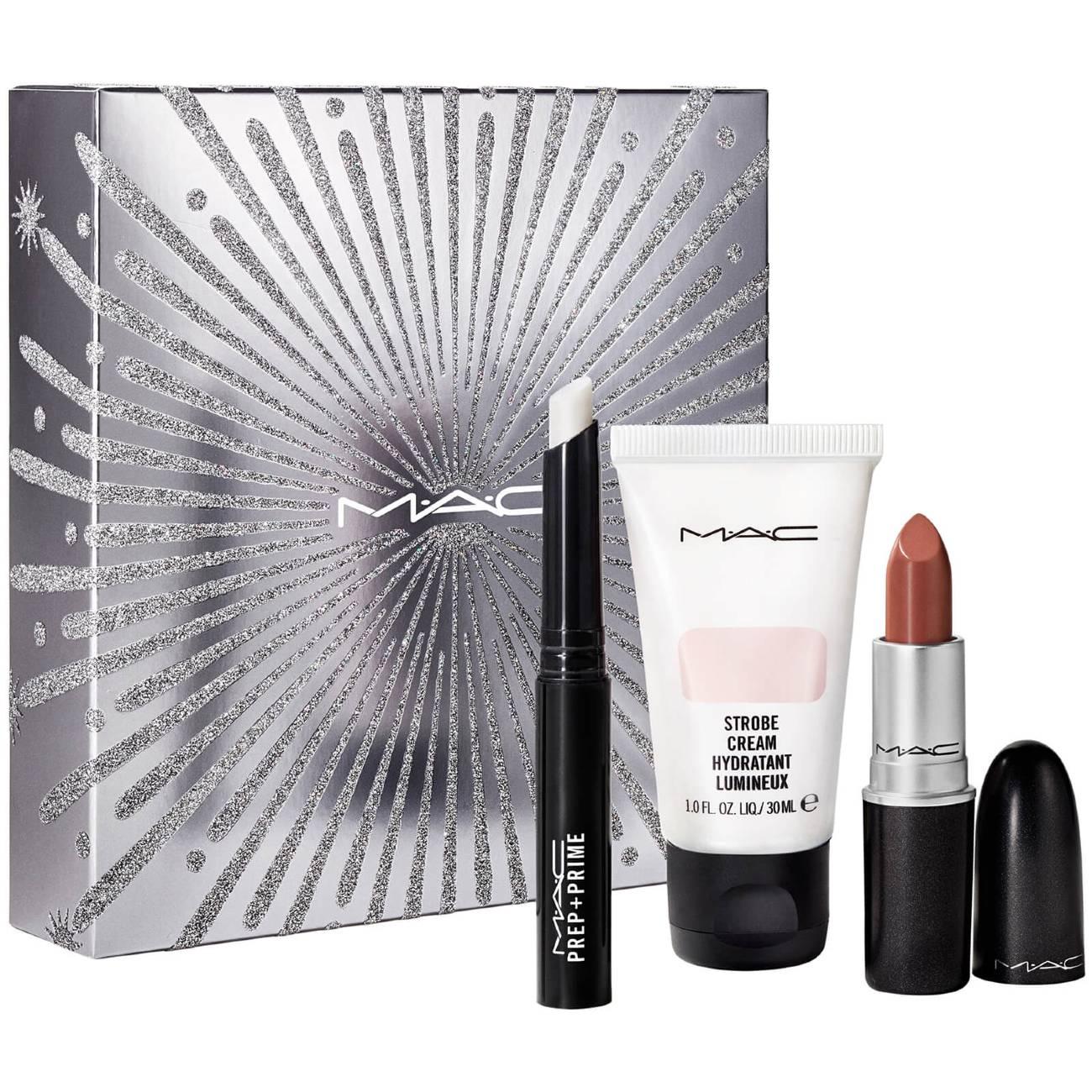 kit maquillaje navidad 2020 MAC
