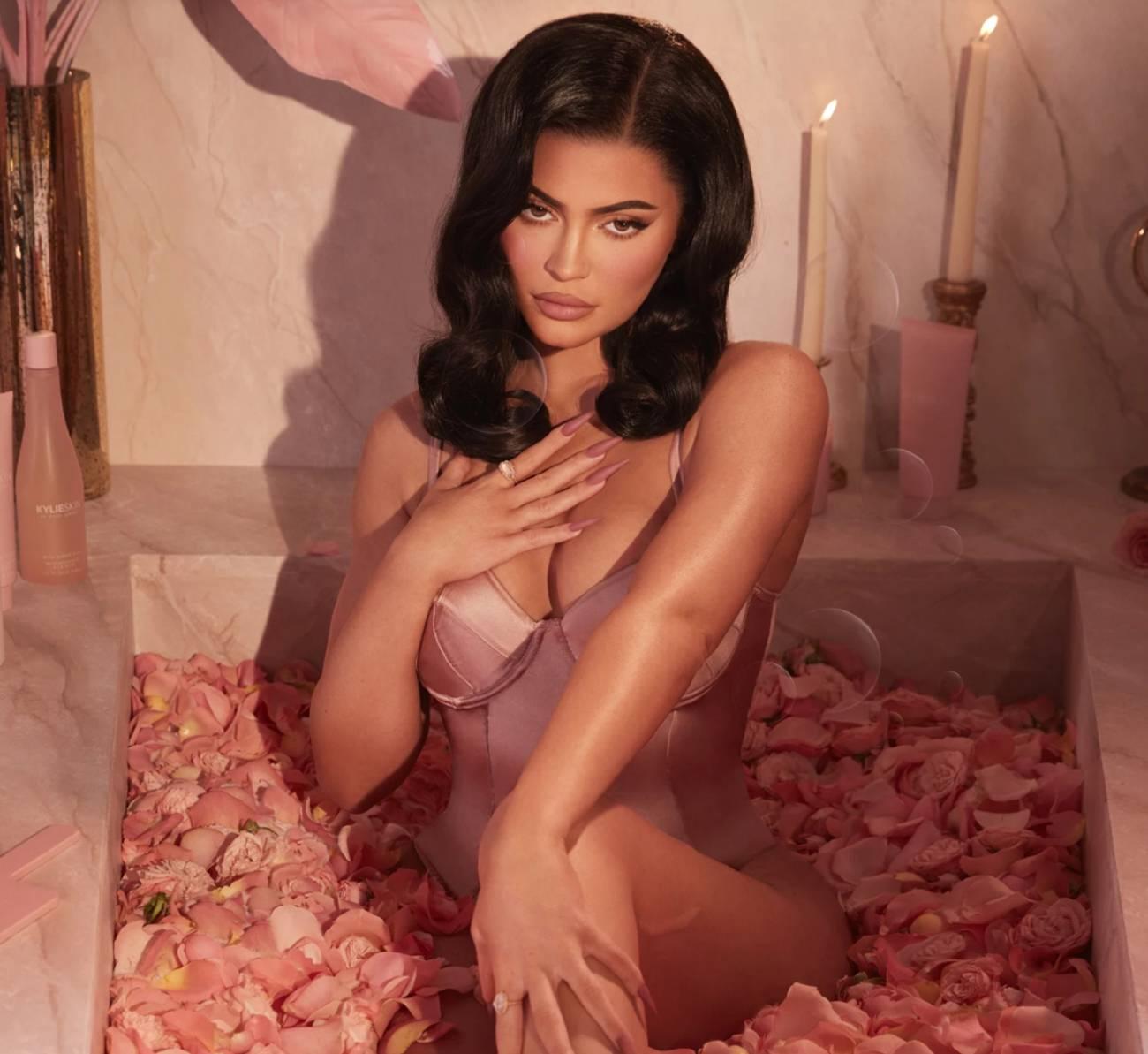 Kylie Jenner calendario adviento