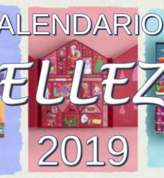 mejores calendarios belleza 2019
