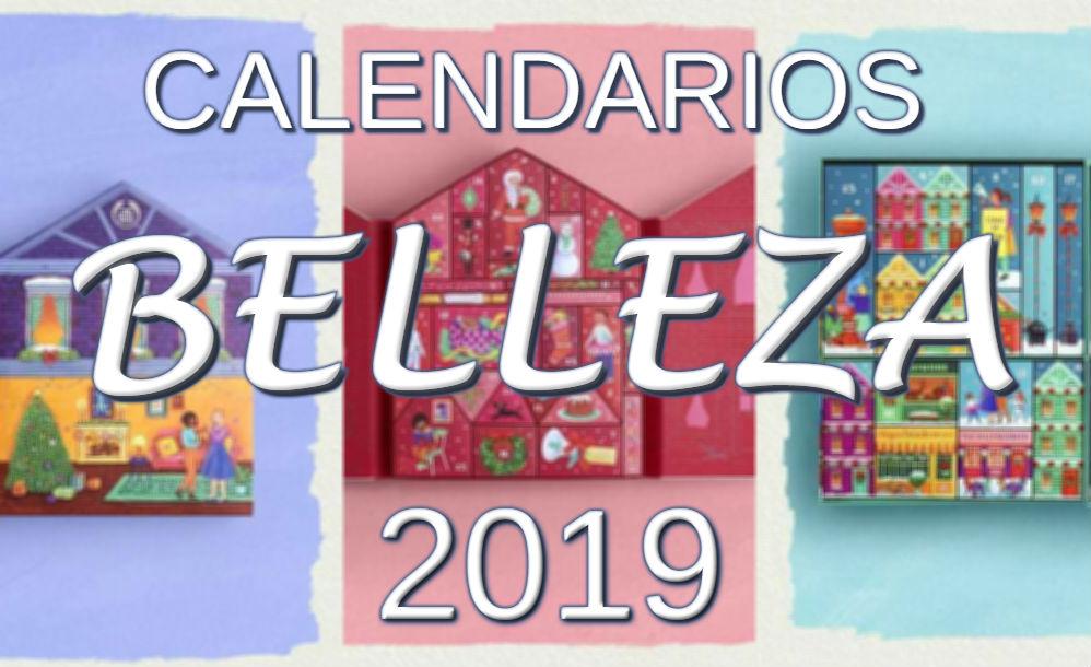 mejores calendarios adviento belleza 2019