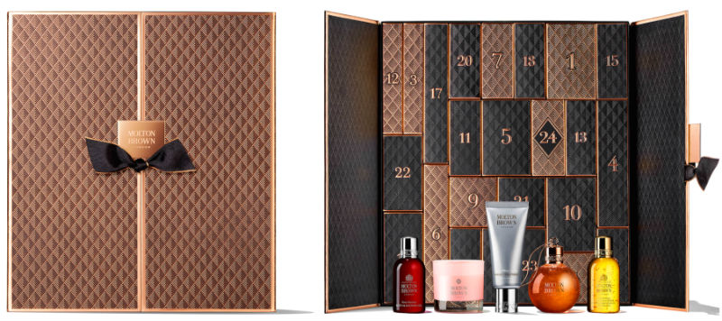 molton brown calendario 2019