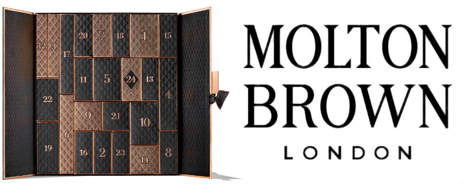 molton brown calendario adviento 2019 hombres
