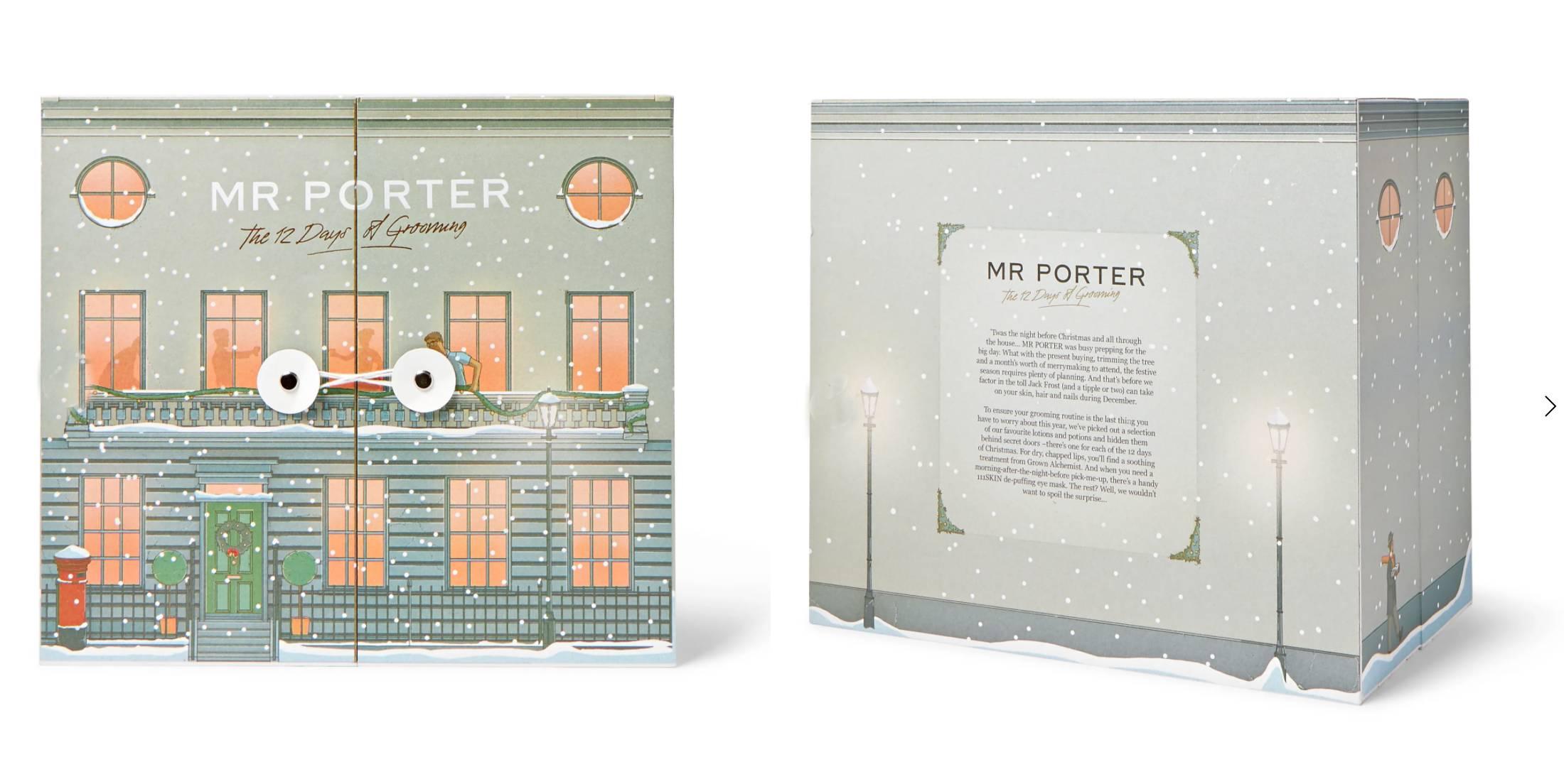 mr porter 2020 calendario