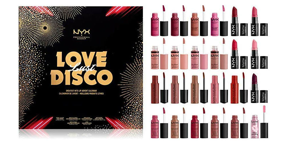 NYX 2019 love lust disco labios