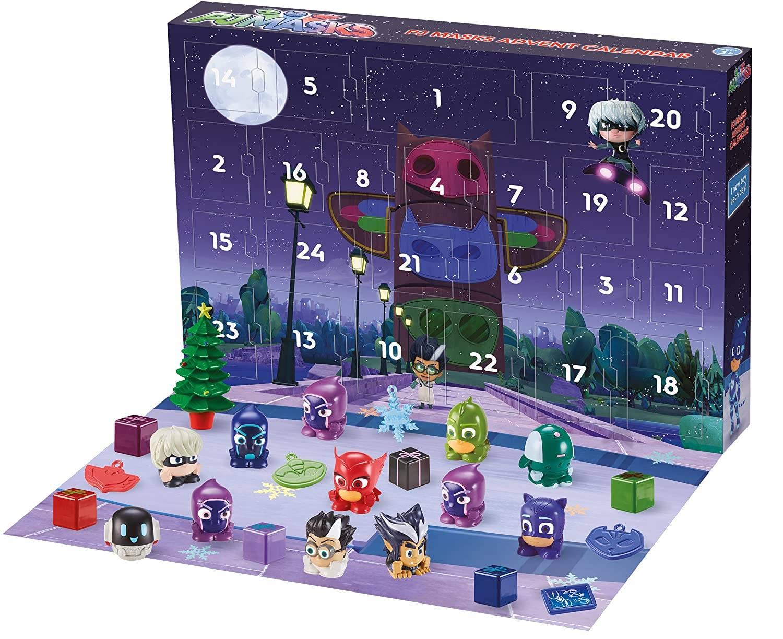 PJ Masks calendario adviento