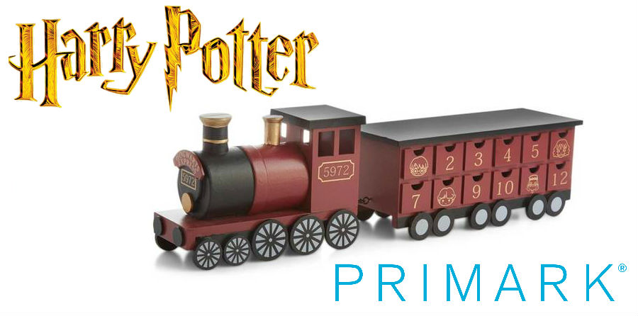 primark calendario adviento harry potter
