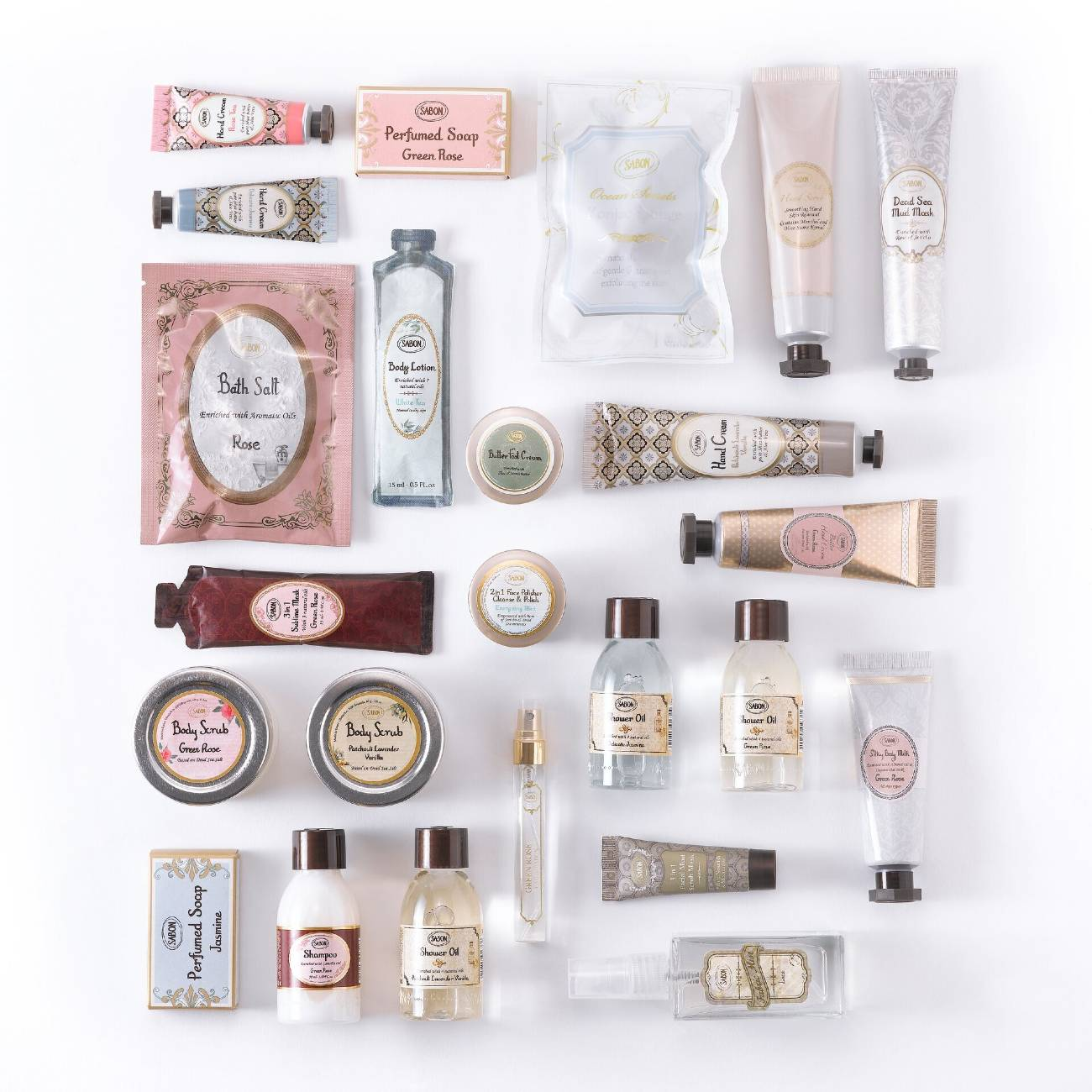 productos calendario Sabon 2020