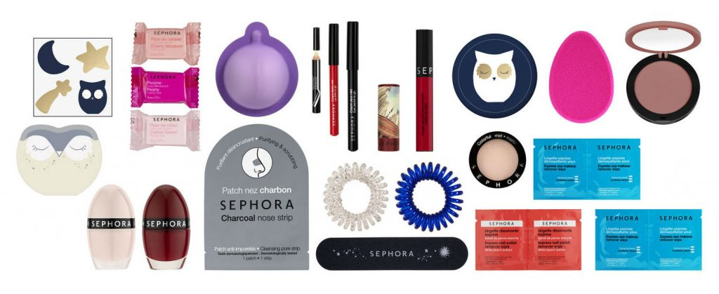 productos calendario de adviento sephora 2018