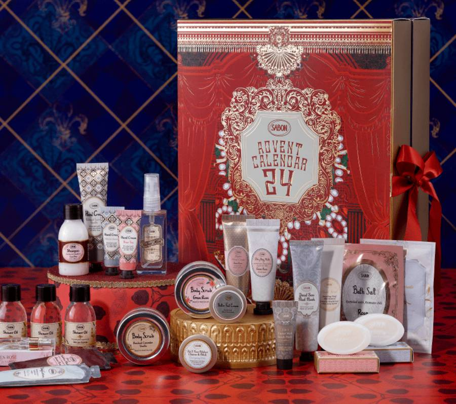 Sabon 2020 calendario adviento